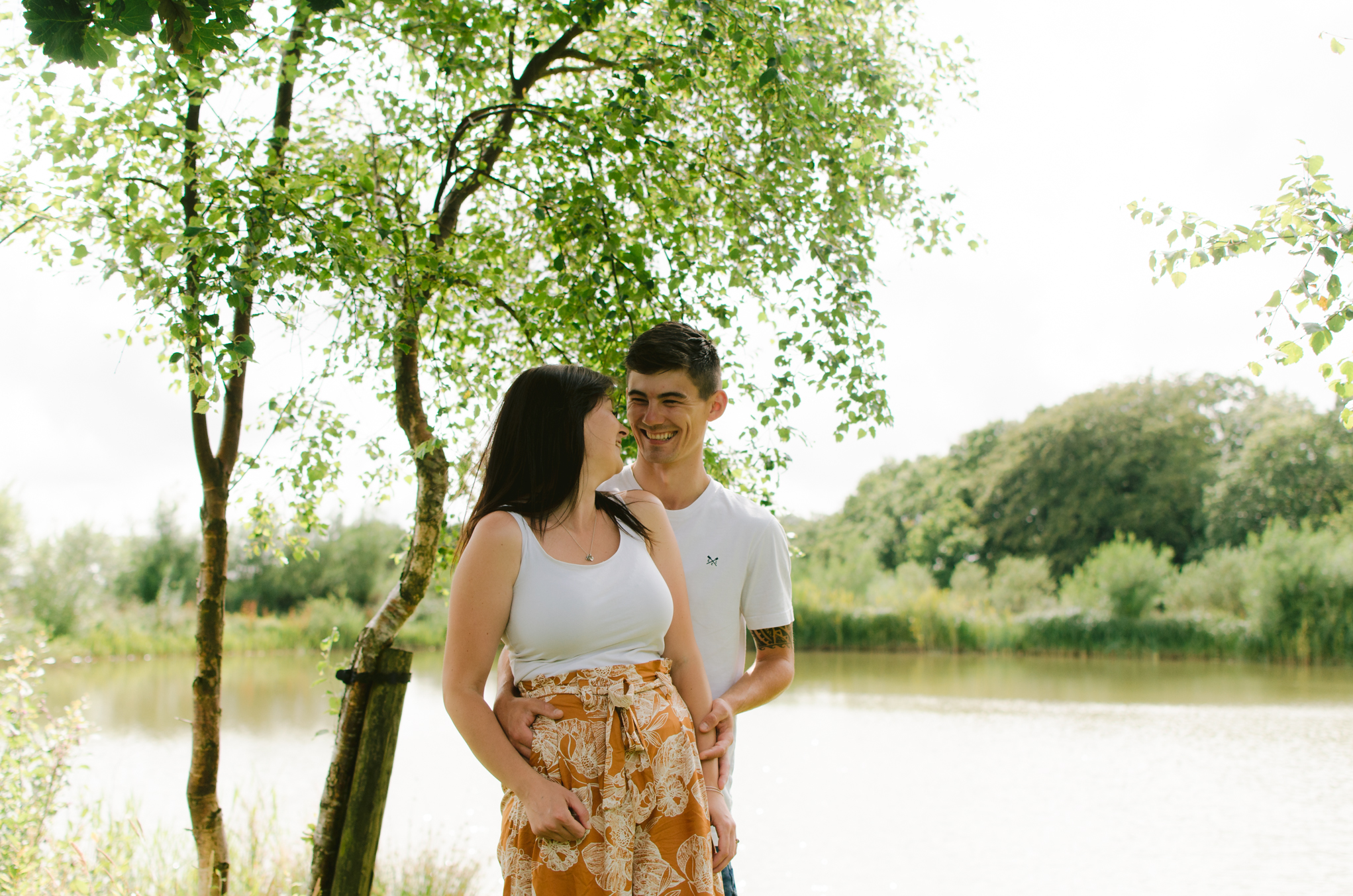 Natasha and Dan Pre Wedding Photo Session
