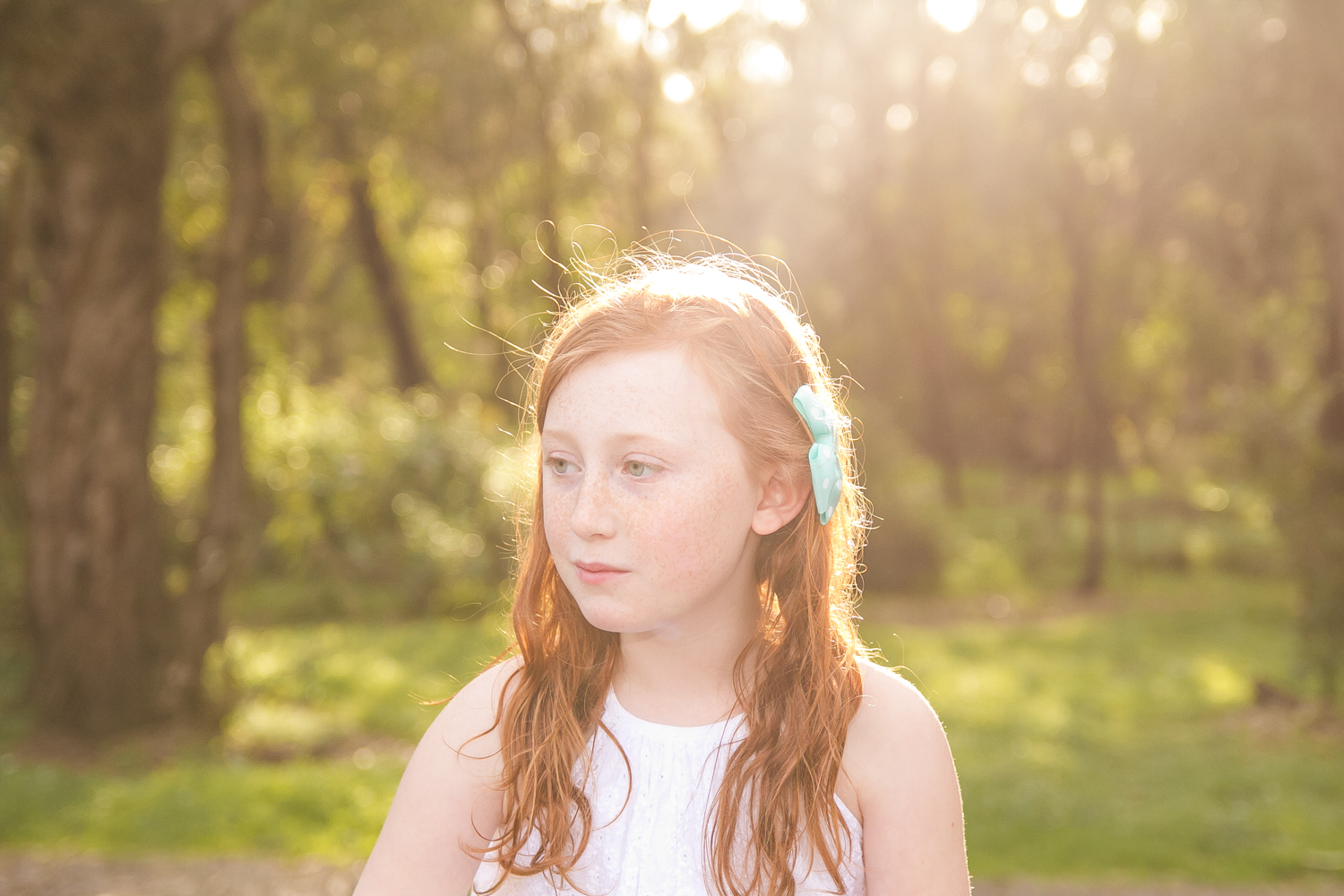 Melbourne child photography forest session | Laura Coutts Photography
