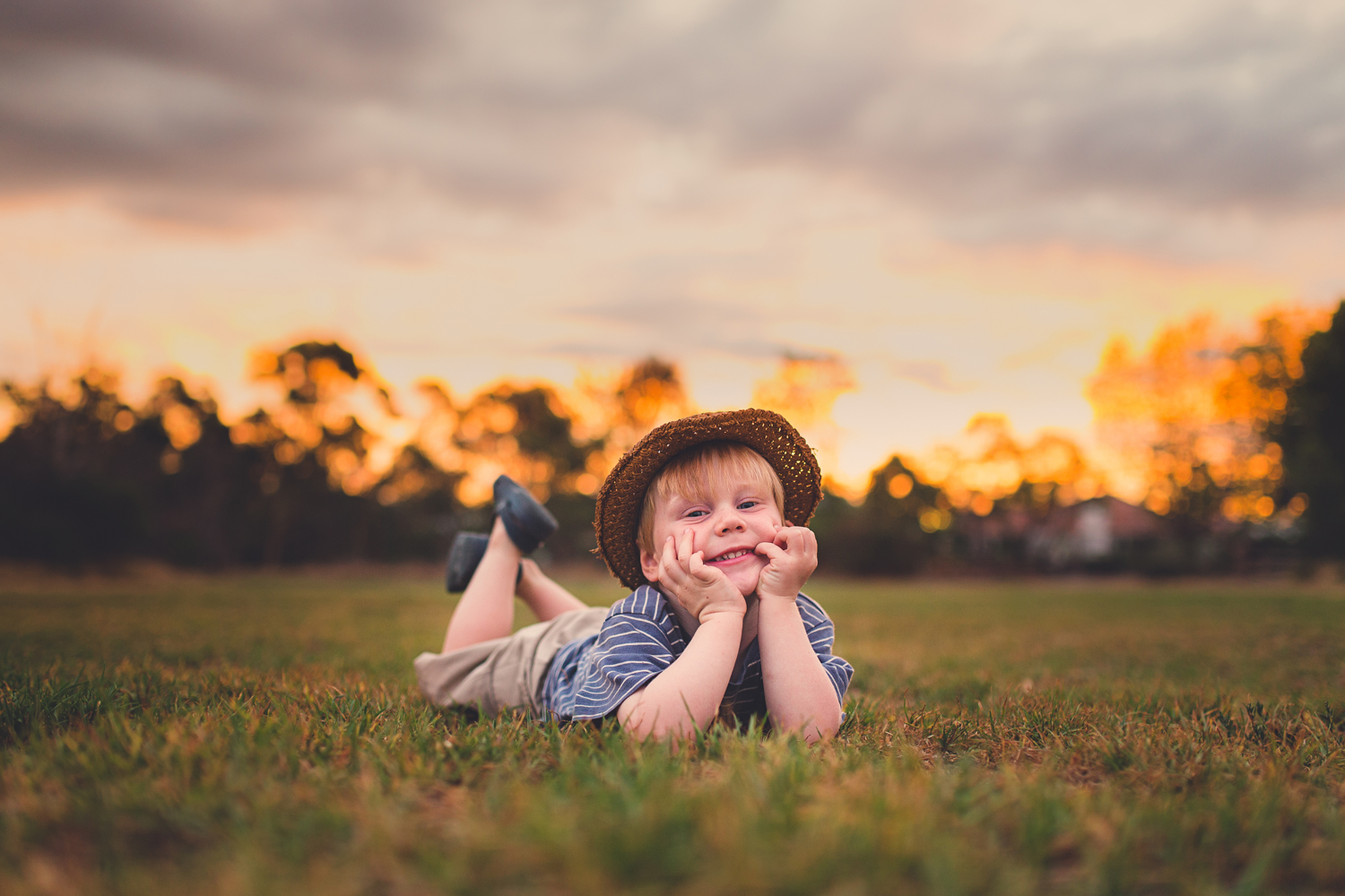 Melbourne child photography session | Laura Coutts Photography
