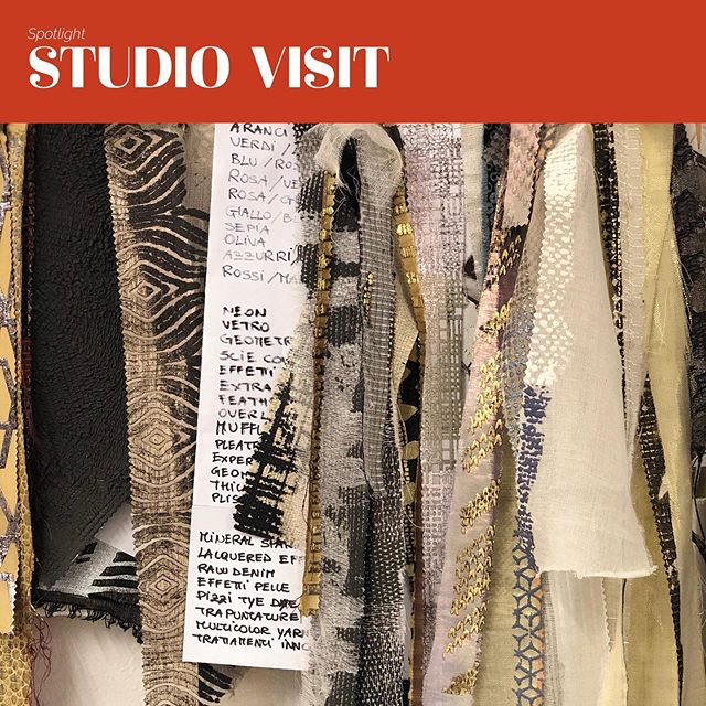 The Proposte Special report is here!  A bonus to subscribers of The Textile Eye, $79/quarter.  Take a virtual trip to Proposte, the famed home-furnishings textile show held every Spring at Lake Como in Northern Italy. Over 70 digital pages of the best new upholstery and sheer introductions from the world's highest quality mills, arranged by trend.  Plus a visit with @ortenzipatrizia a second generation textile designer and artist.  #propostefair #proposte2019 #textiledesign #sheers #upholstery #interiortextiles
