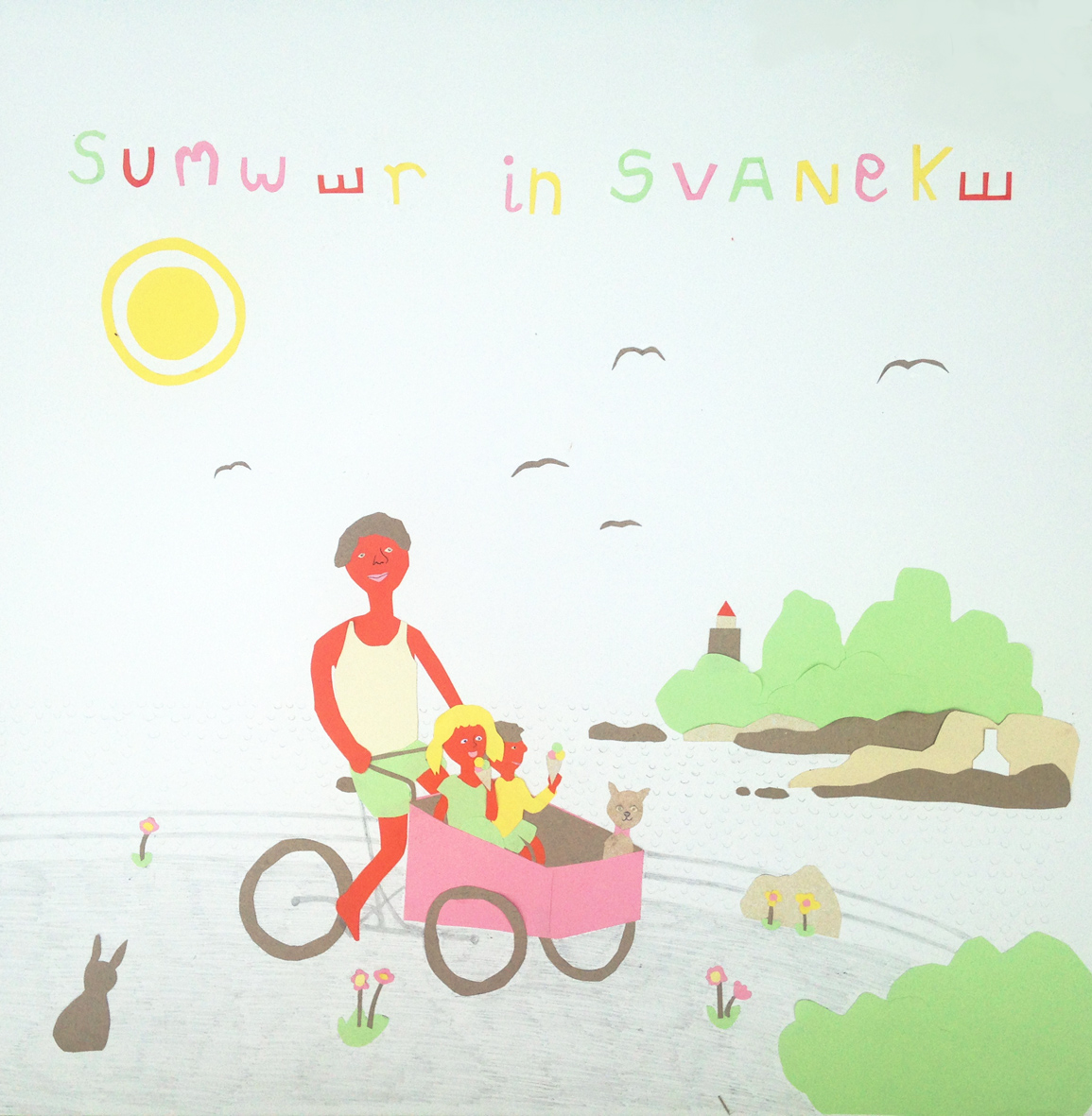 Summer in Svaneke