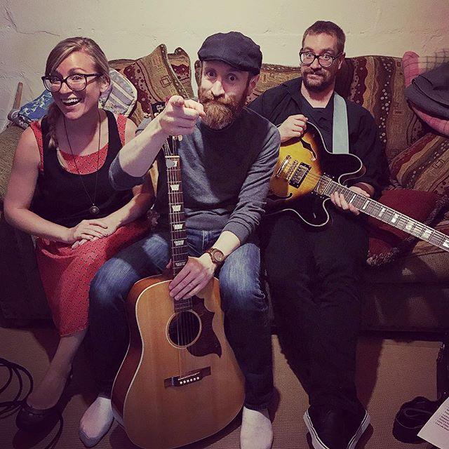 See you Friday! @irish.rose.saloon 8.3.18 9-11pm #backintheswing #livemusicrockford #starliteradio #gorockford #trio #sorrydave