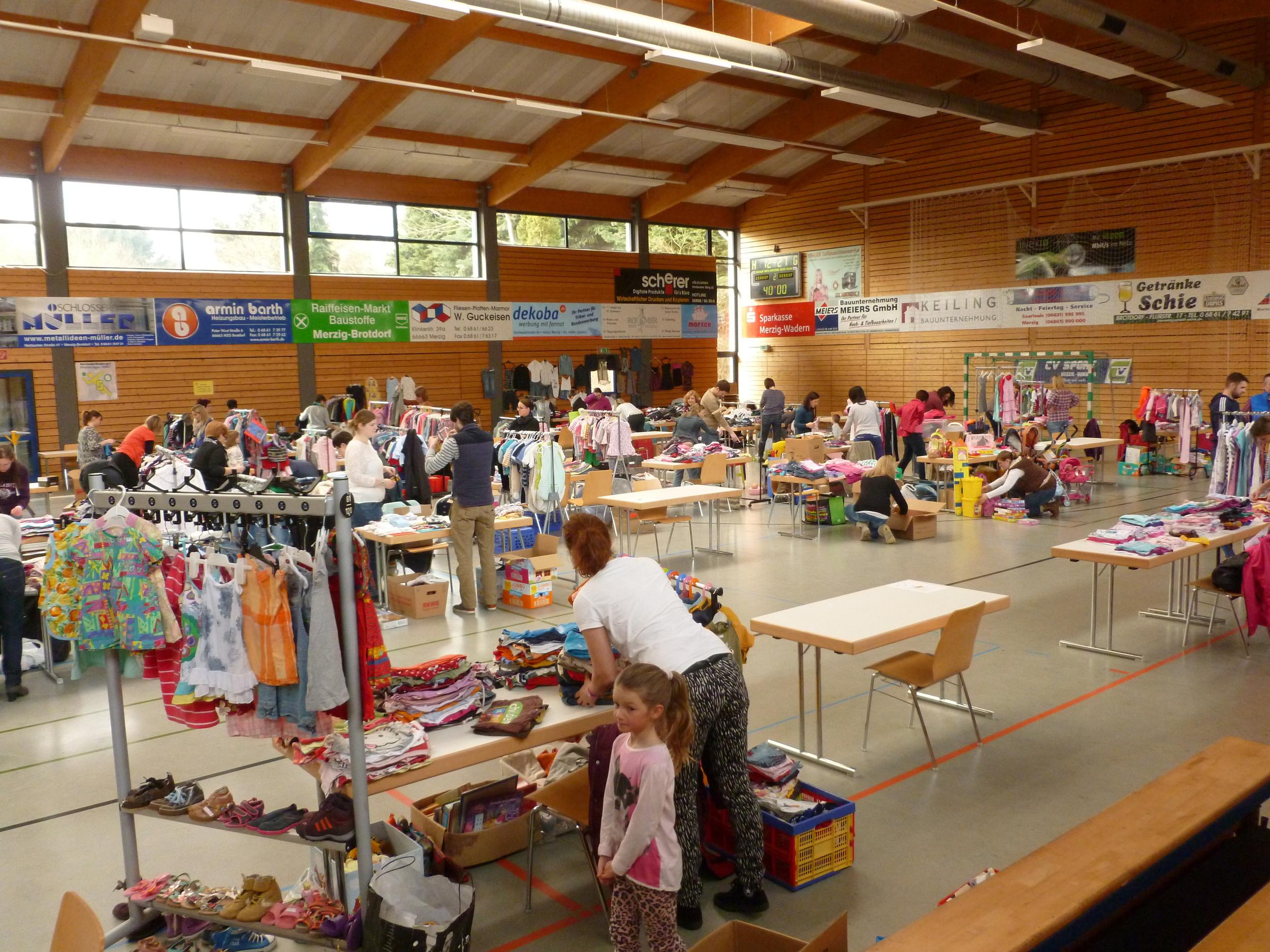 Der erste SHM im Jahre 2015 in der Seffersbachhalle Brotdorf