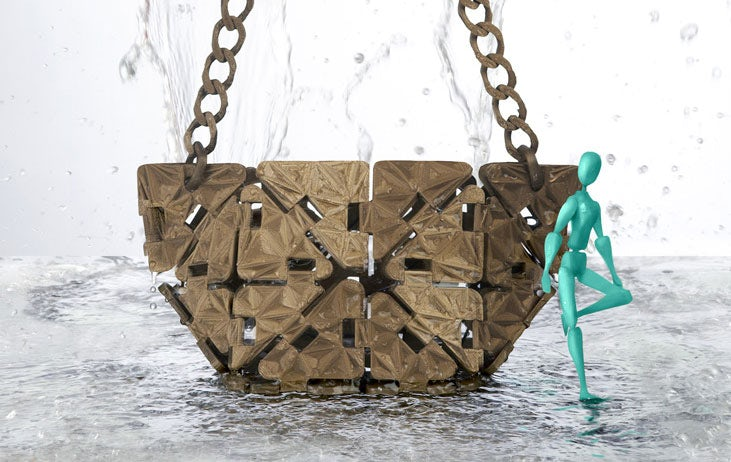 3D filament articulation movement - 3D-SOLVE™ Water Soluble Filament 3D Printlife
