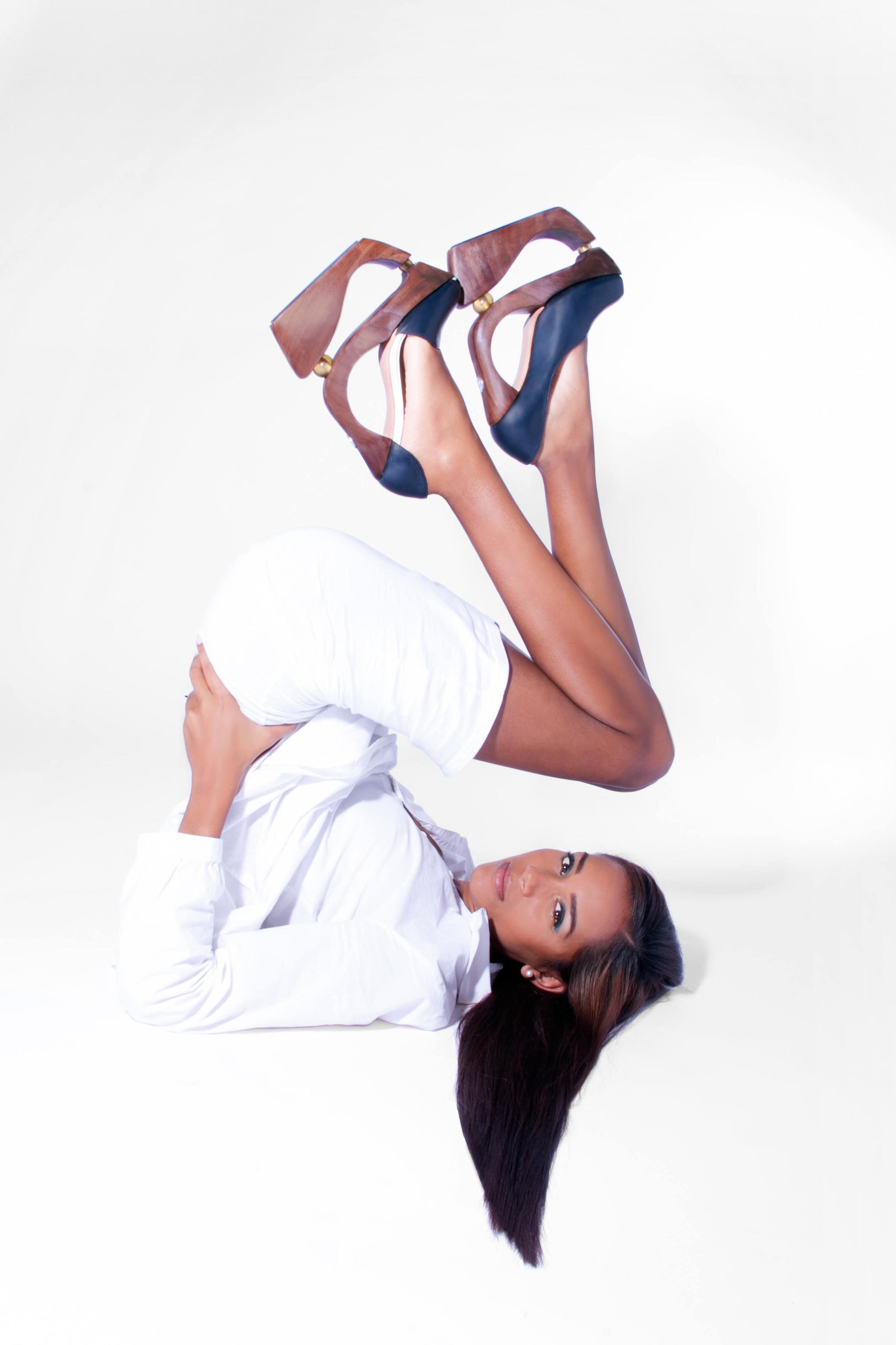 Footwear Designer. Silvia Fado