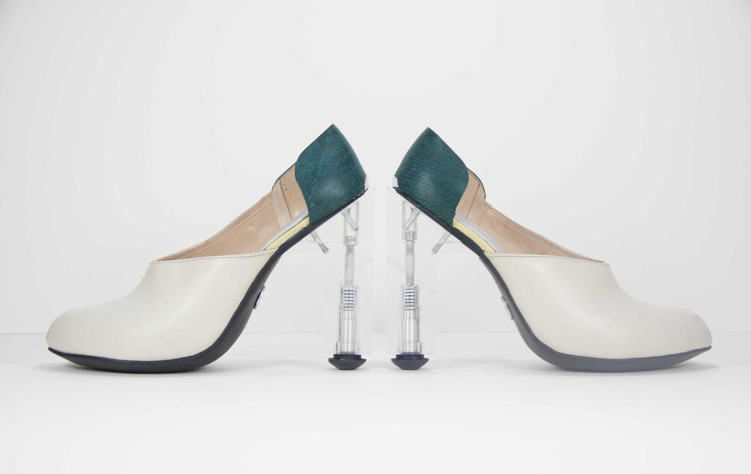 Heaven Has Heels. Silvia Fado Shoe II.jpg