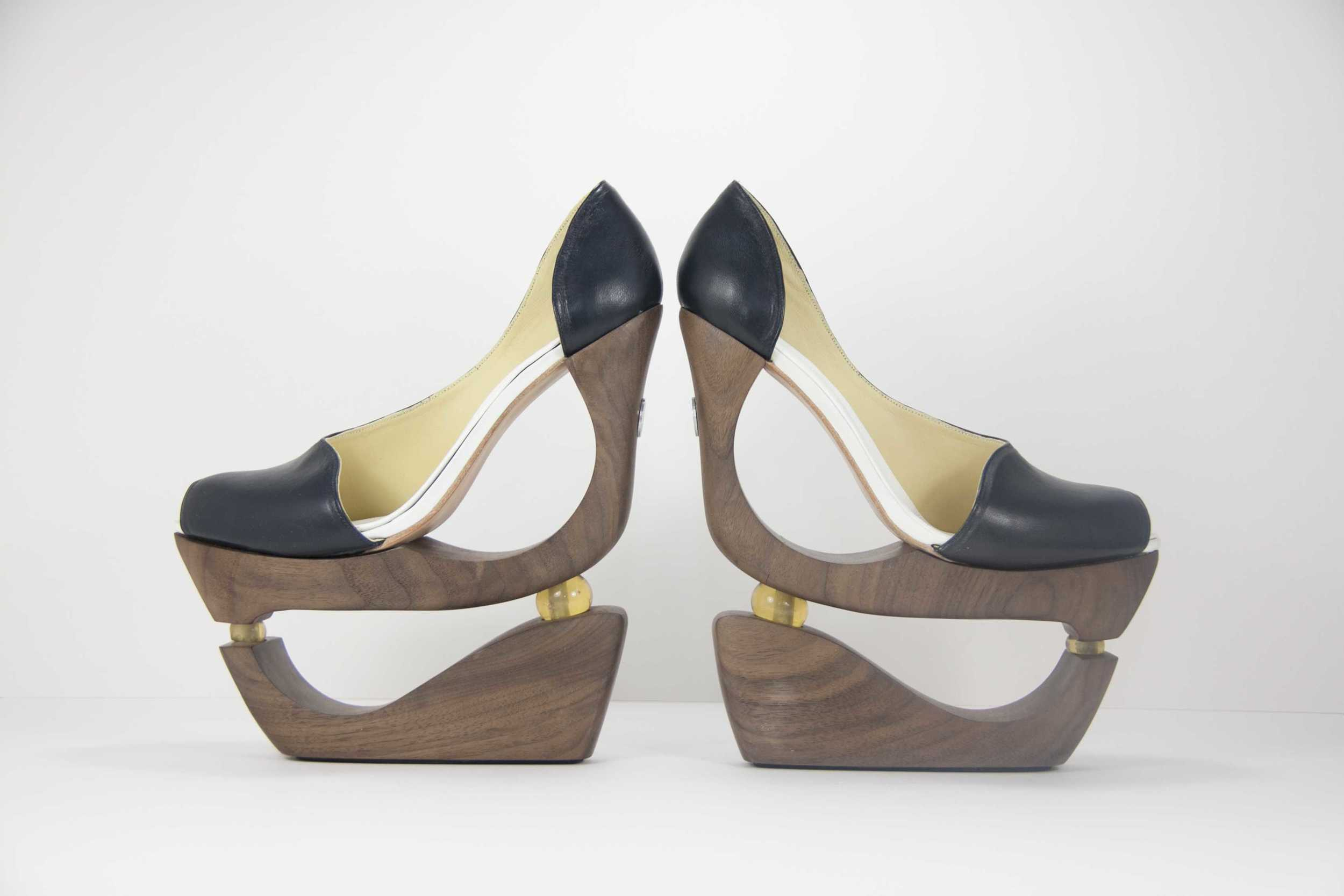 Heaven Has Heels. Silvia Fado Shoe III.jpg
