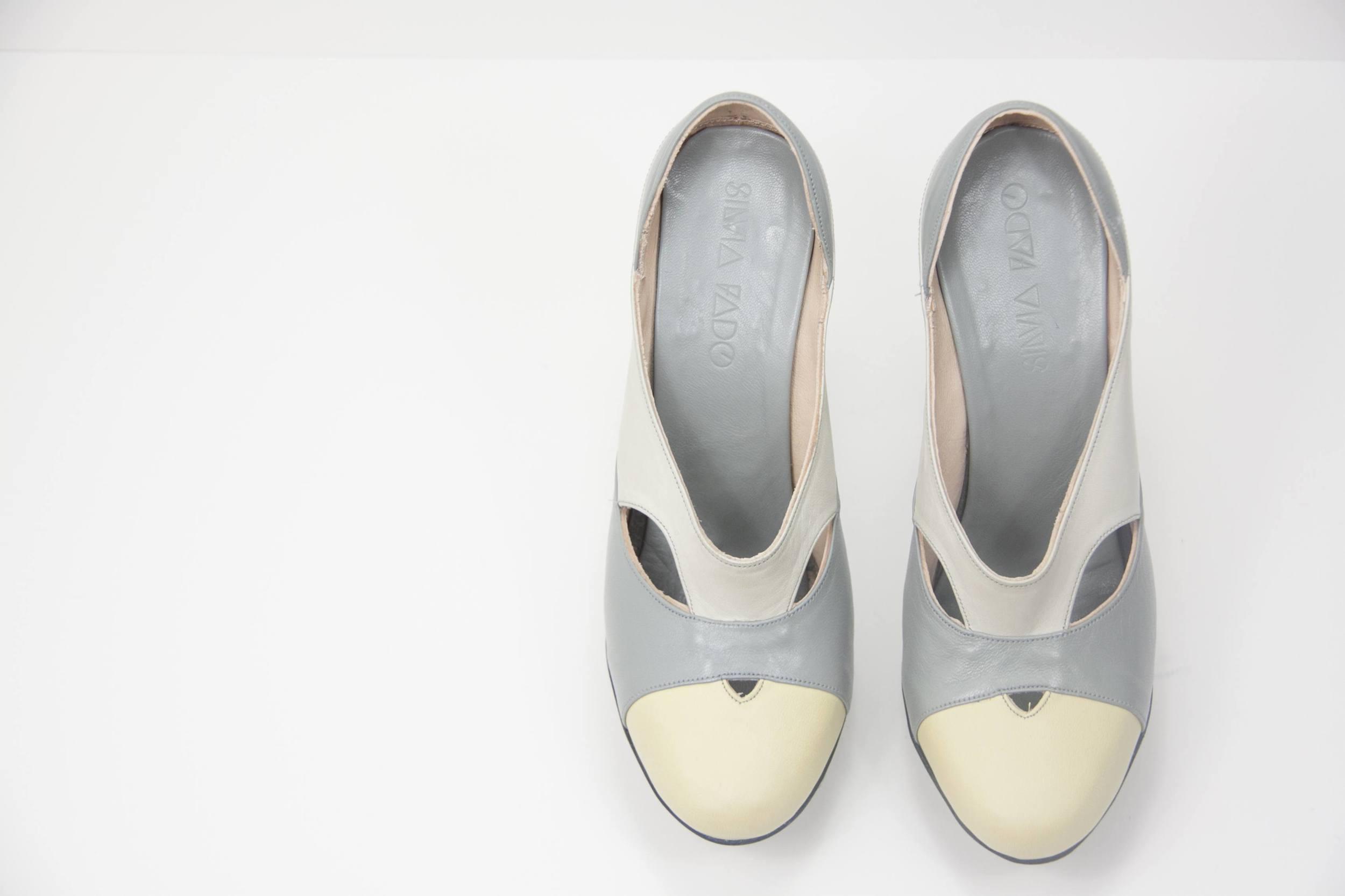 Heaven Has Heels. Silvia Fado Shoe IV.jpg