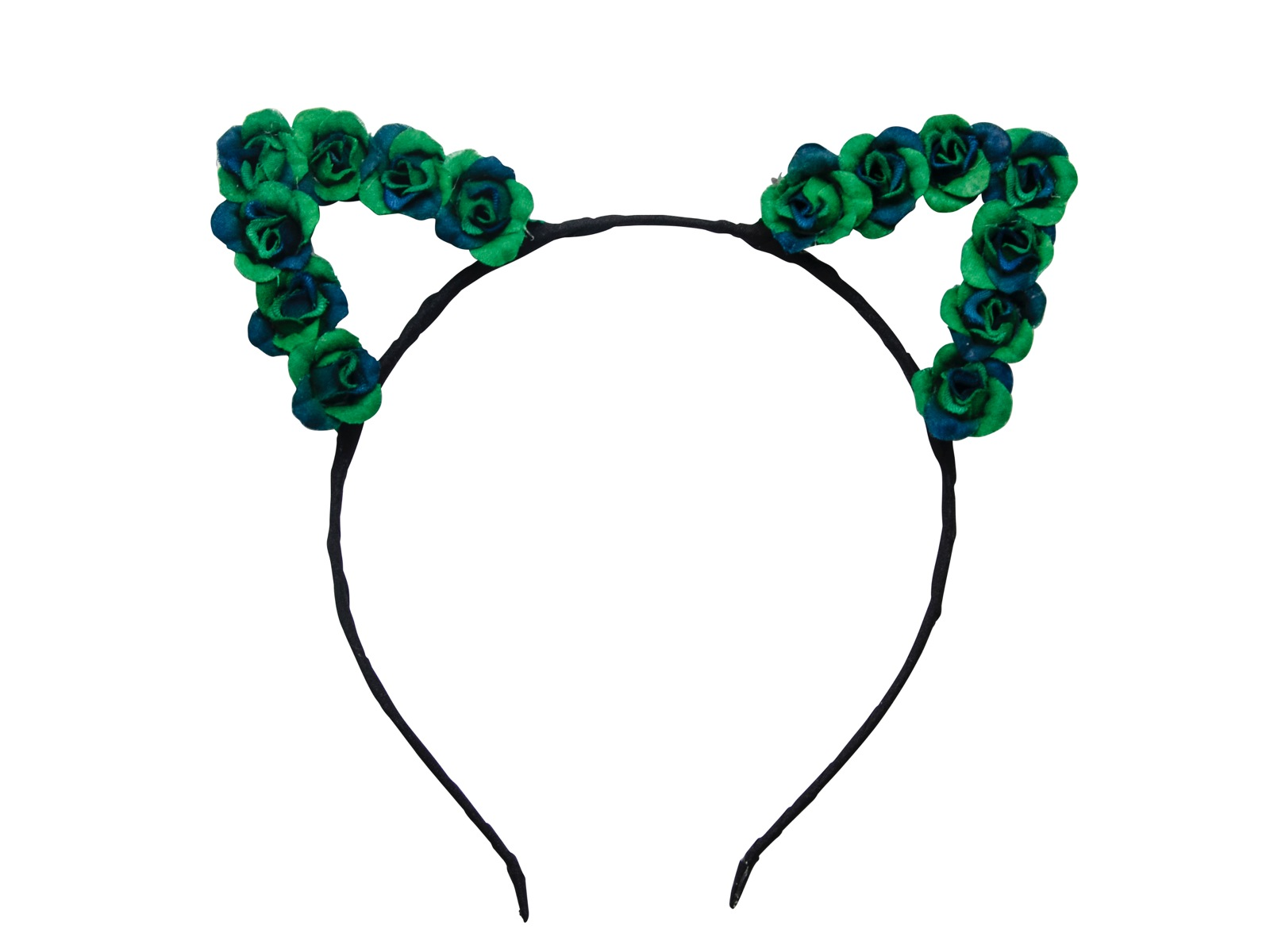 Meow Crown in Green
