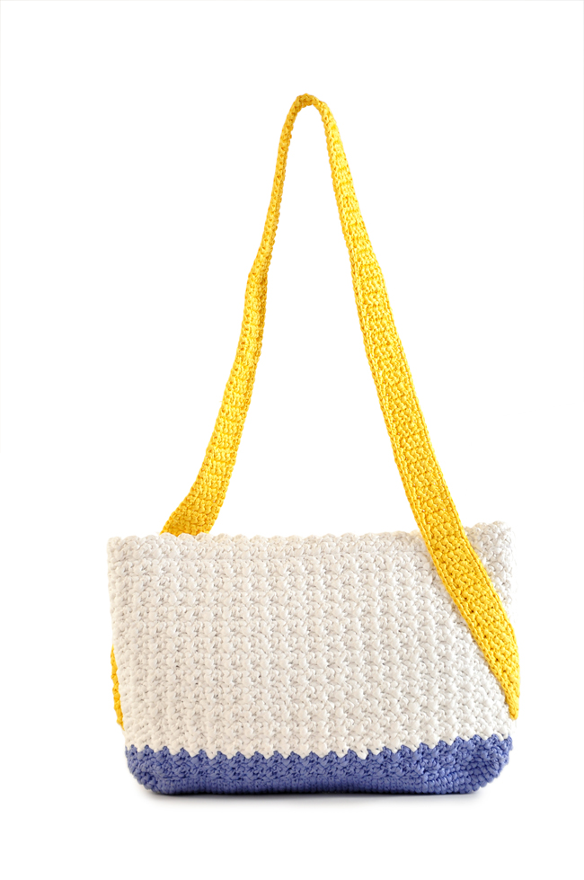 VERLOOP Cintra Crochet Shoulder Bag_Yellow-Dusty Violet.JPG