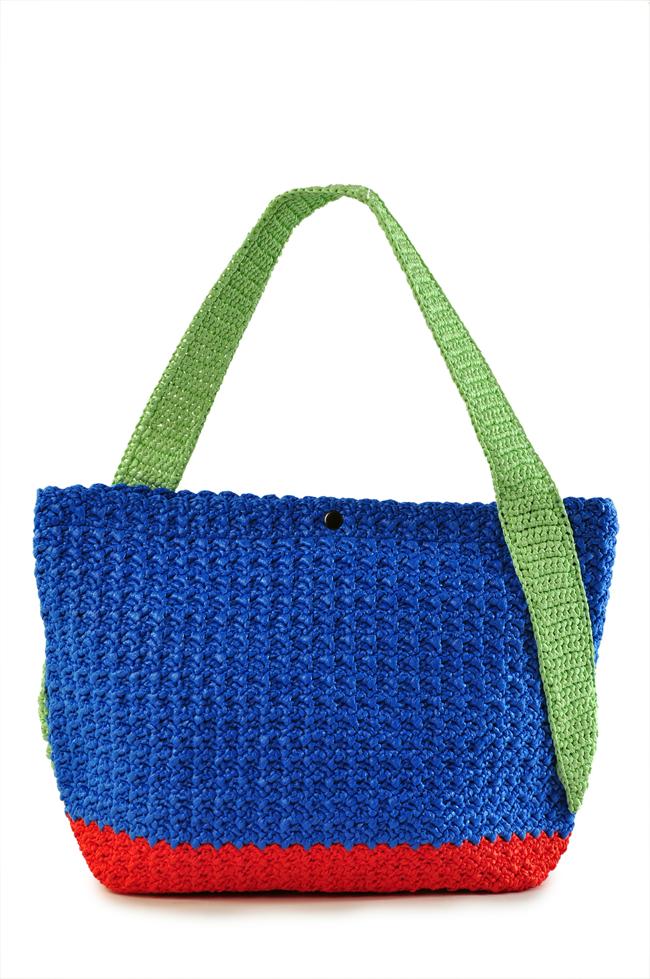 VERLOOP Crintra Crochet Tote_Blue-Red-Mint.JPG