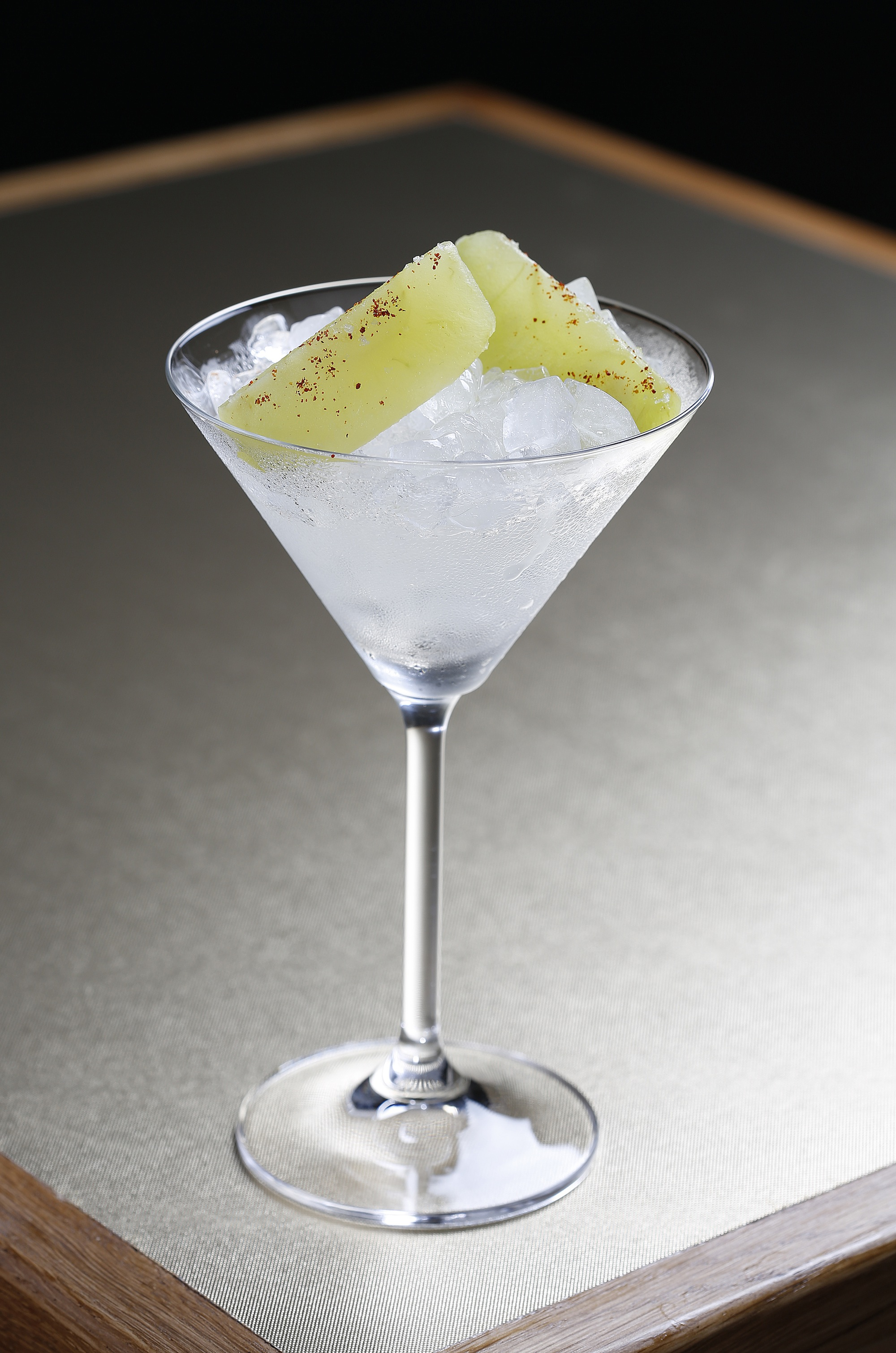 Mini Bar - Green apple and spearmint Margarita.JPG