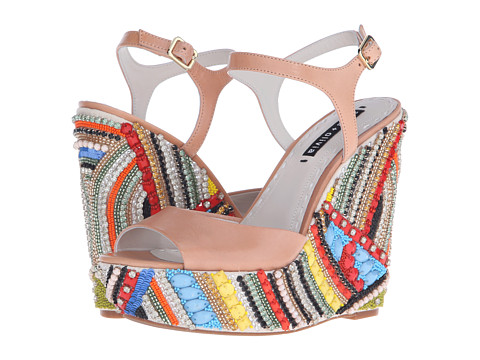 Alice + Olivia Laura wedges $625.00, Couture.Zappos.com