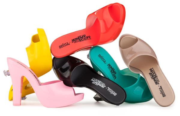 Jeremy Scott x Melissa Shoes