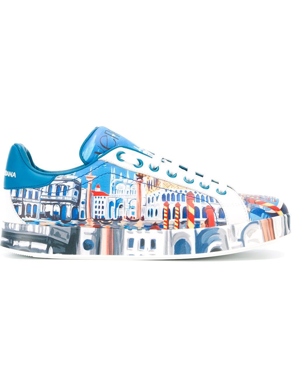 DOLCE & GABBANA Venezia print sneakers FarFetch.jpg