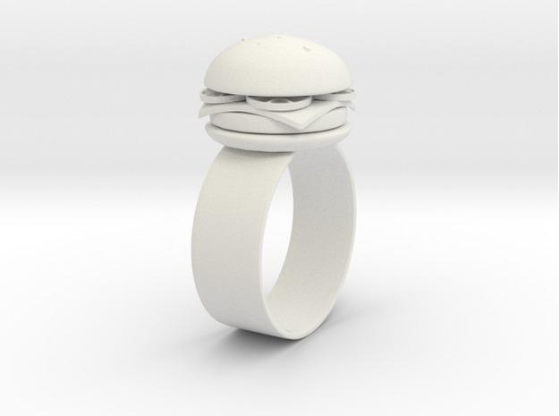 Seou | Burger Ring