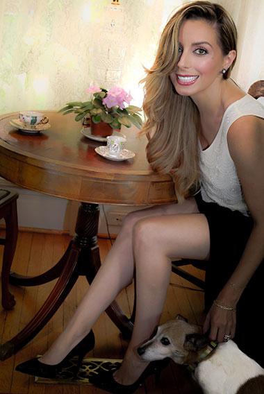 Elona Appleby of James Carletons | Heaven Has Heels