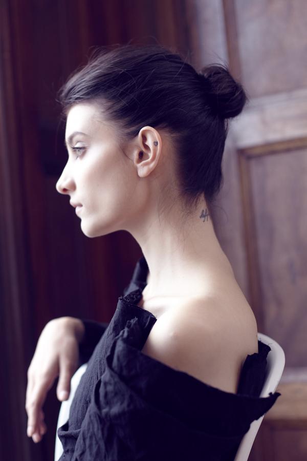 Carmen March SS17 | L'Anza hair