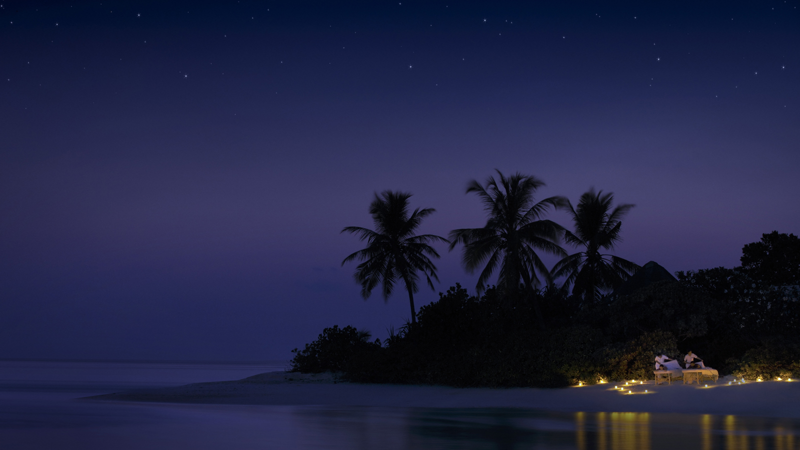 Secrets of the Sea at The Night Spa, Maldives