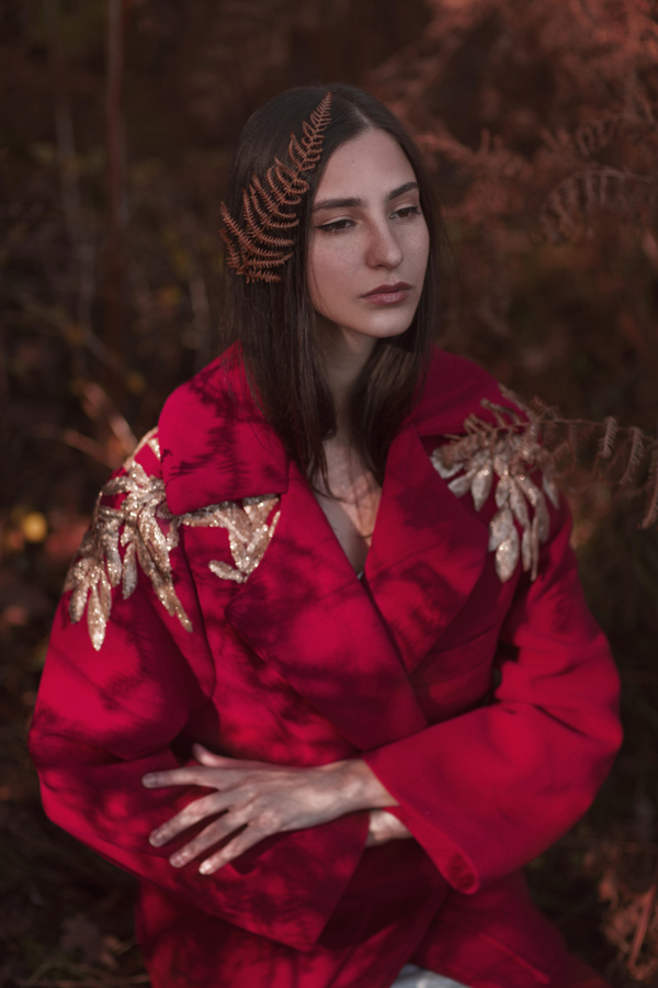 DESIGNER TALK Stella Sallaku // Heaven Has Heels