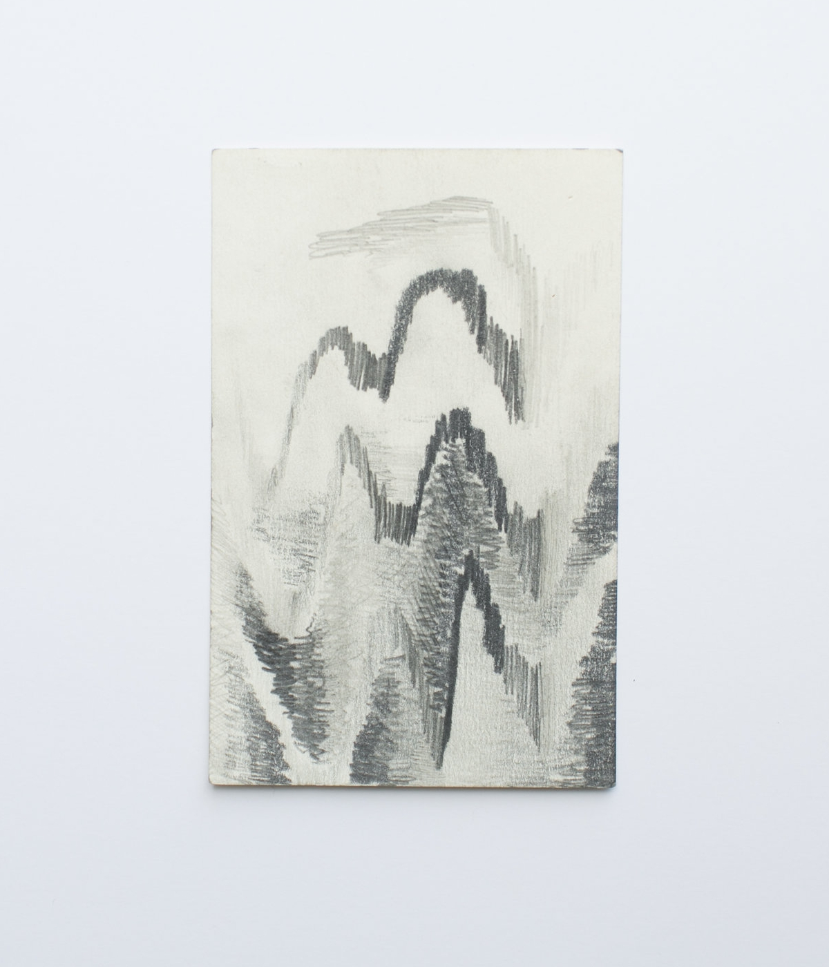"""Untitled Systems Design #1 5.5"""" x 4.25"""""""