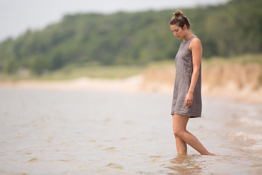 Conscious Clothing creates sustainable handmade clothing, using eco friendly and low impact materials.
