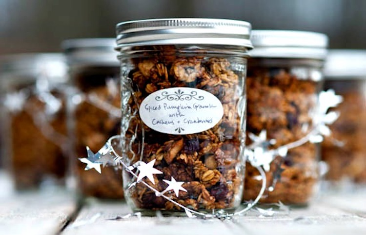 10 Ways to Reduce Waste This Holiday Season - Give Consumable Gifts