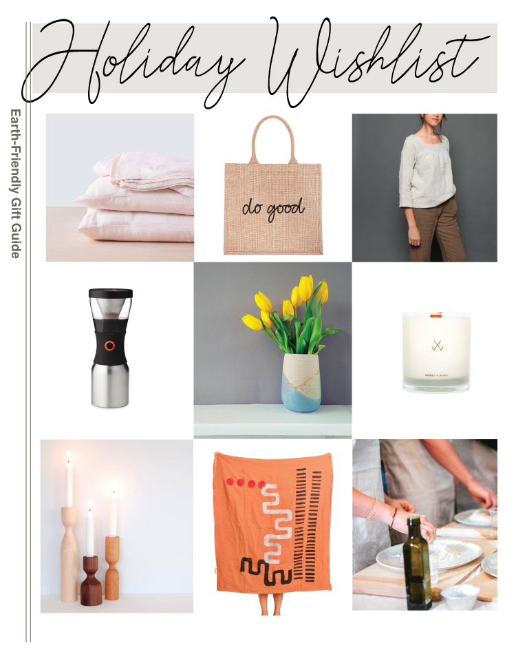 Earth-Friendly Gift Guide