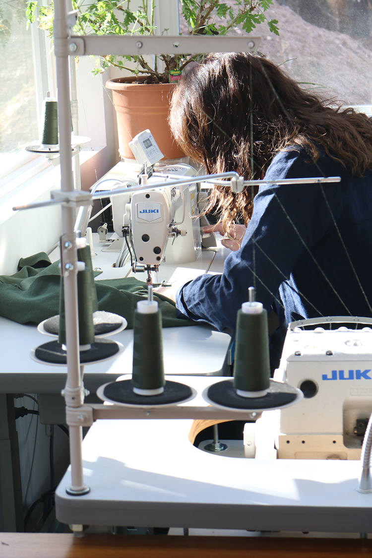 Conscious Clothing - How a garment is made