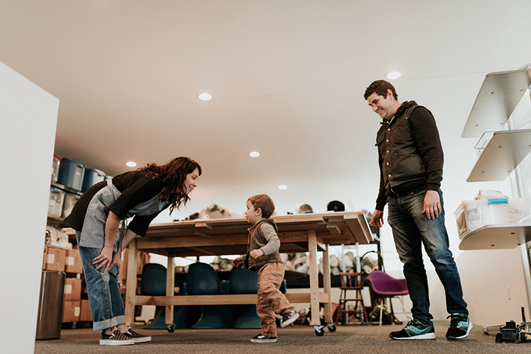 Conscious Clothing, a family run business