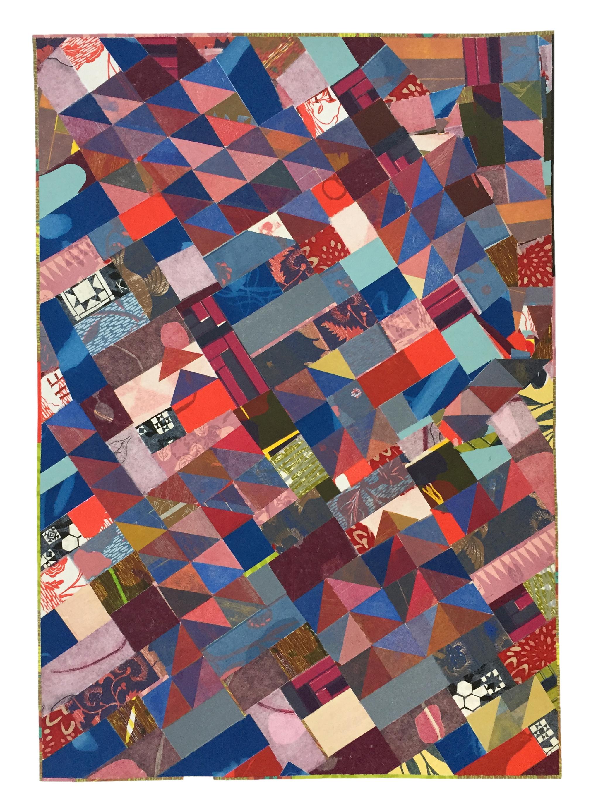 Paper quilt #4