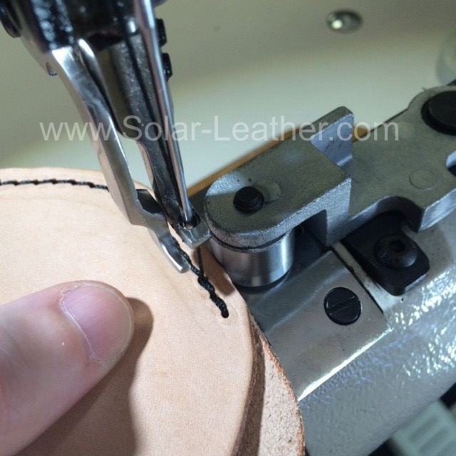 Belt Makers Kit is perfect for stitching close to edges!
