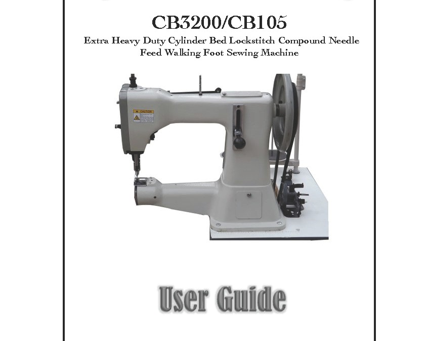 CLICK THE PICTURE  for the CB-3200 User Guide