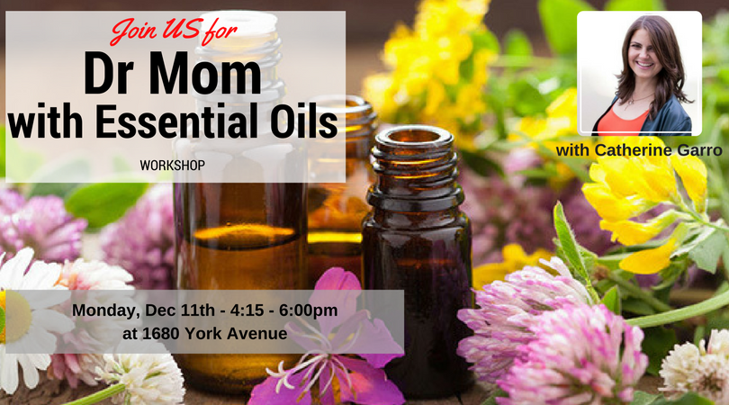 Essential Oils for Moms