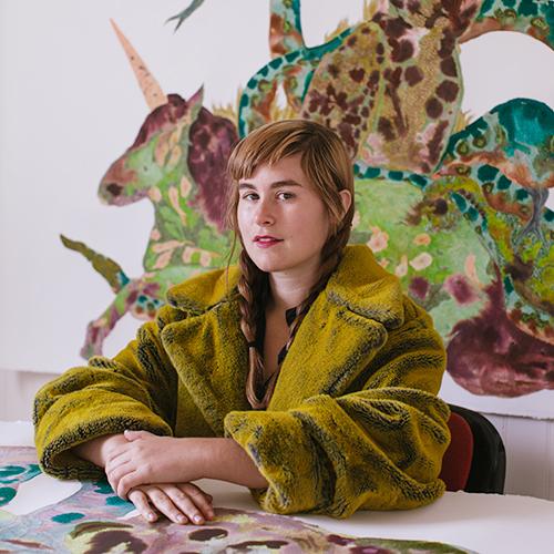 ARTIST AND MUSICIAN EMILY RITZ