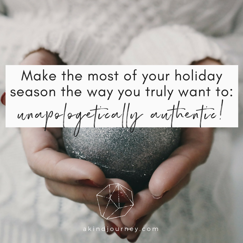 Make The Most Of Your Holiday Season | akindjourney.com #TheKindBrands