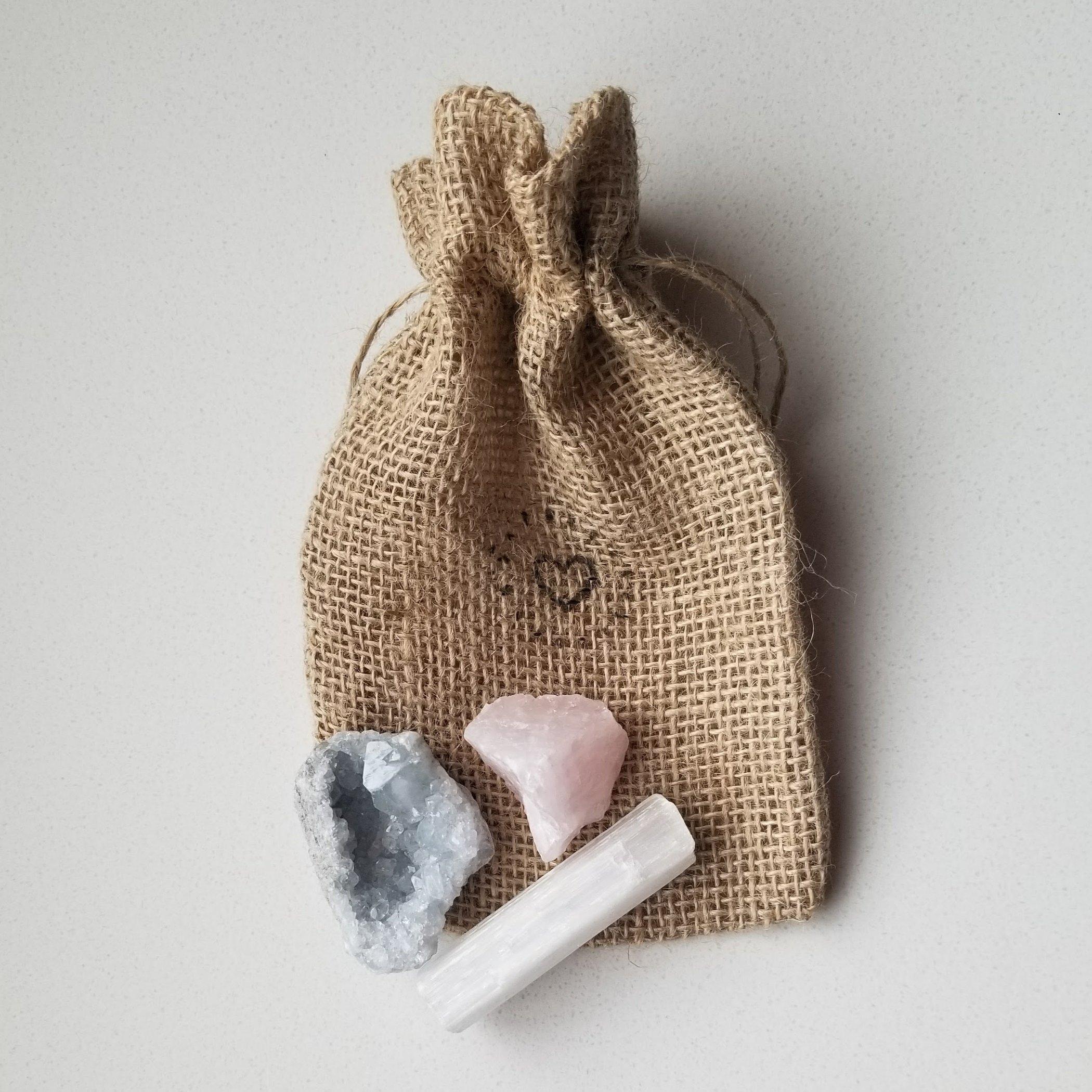 Love + Peace + Creativity Crystals | akindboutique.com #TheKindBrands