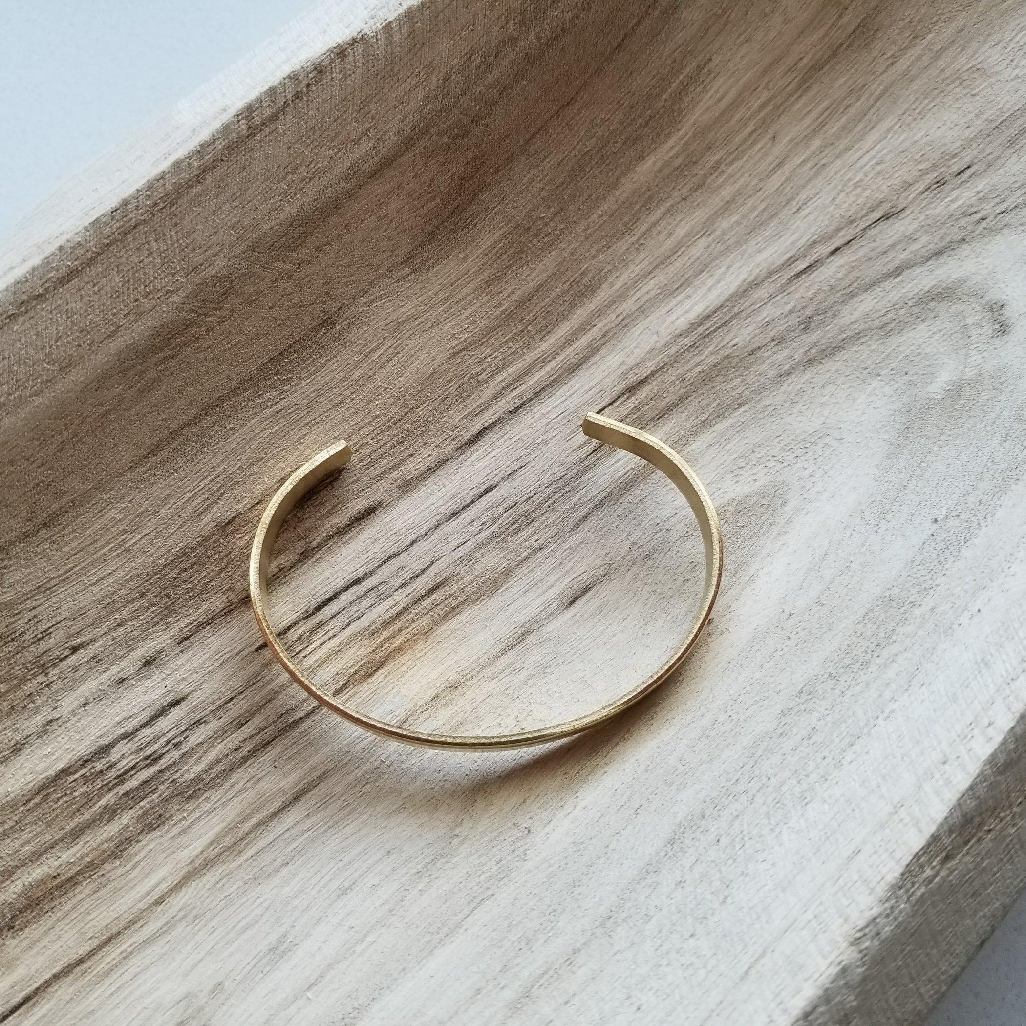 ABLE cuff | akindboutique.com #TheKindBrands | Fair Trade Bracelet