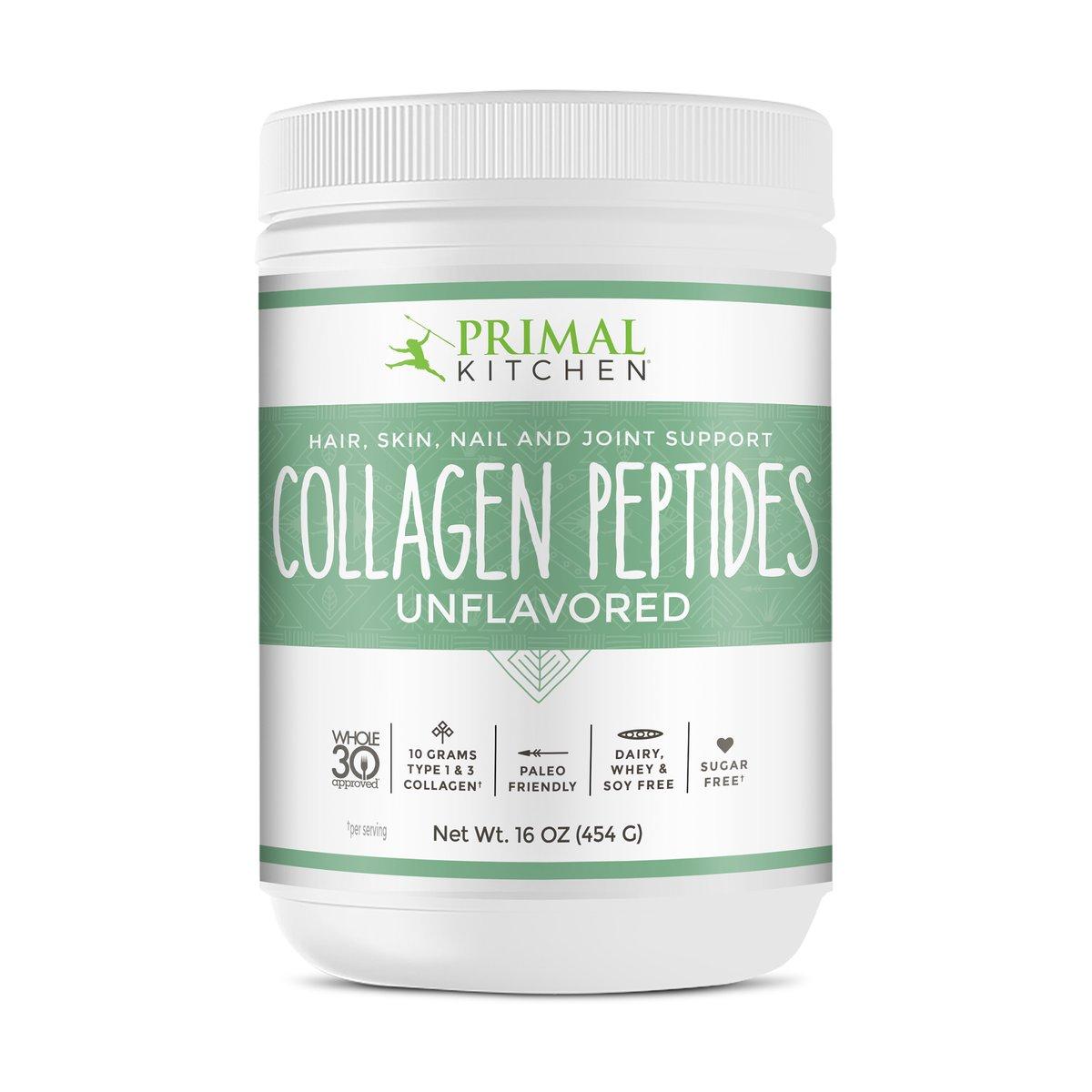 Primal Kitchen Collagen Peptides | Kind Gift Guide akindjourney.com