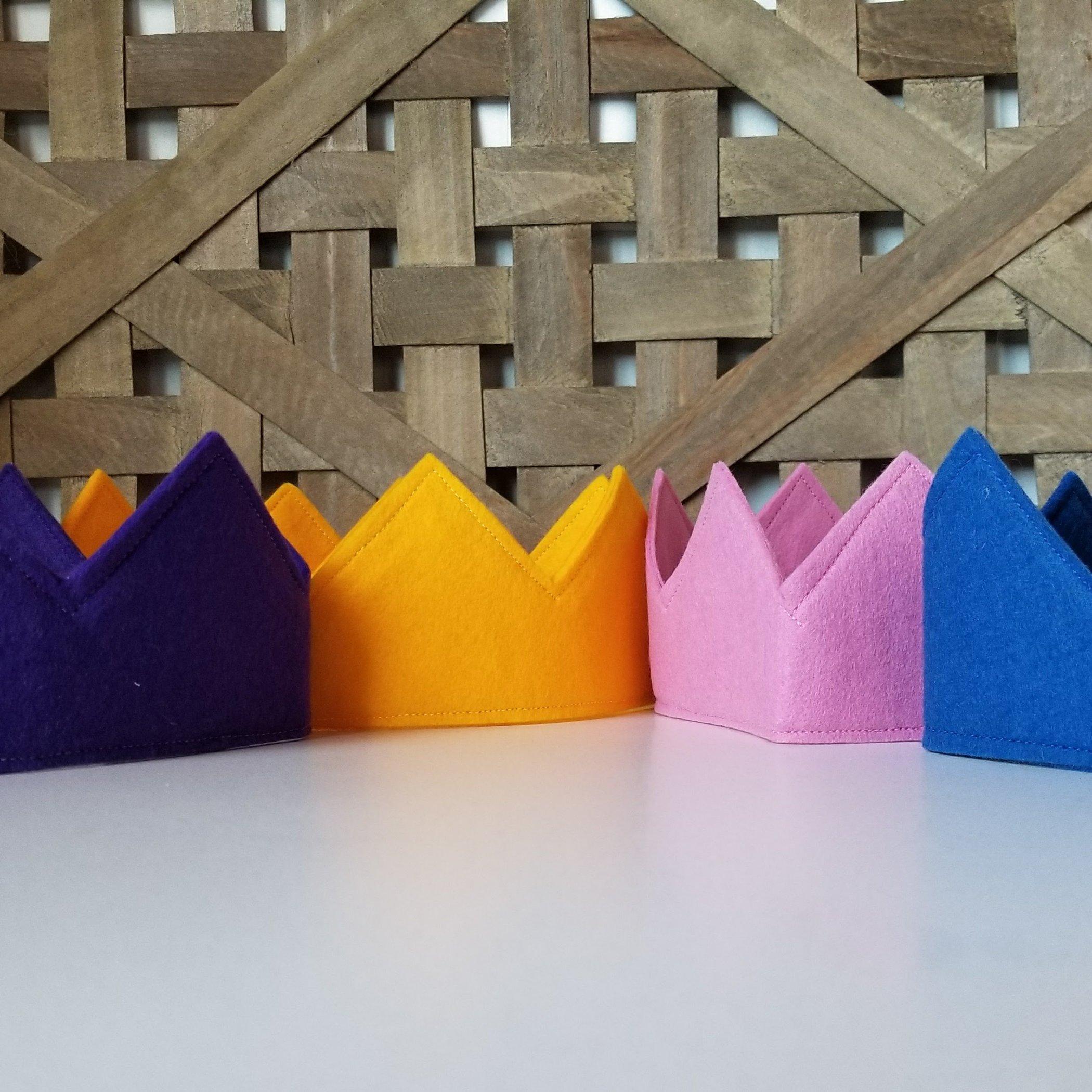 Kids Fair Trade Play Crown | Kind Gift Guide akindjourney.com