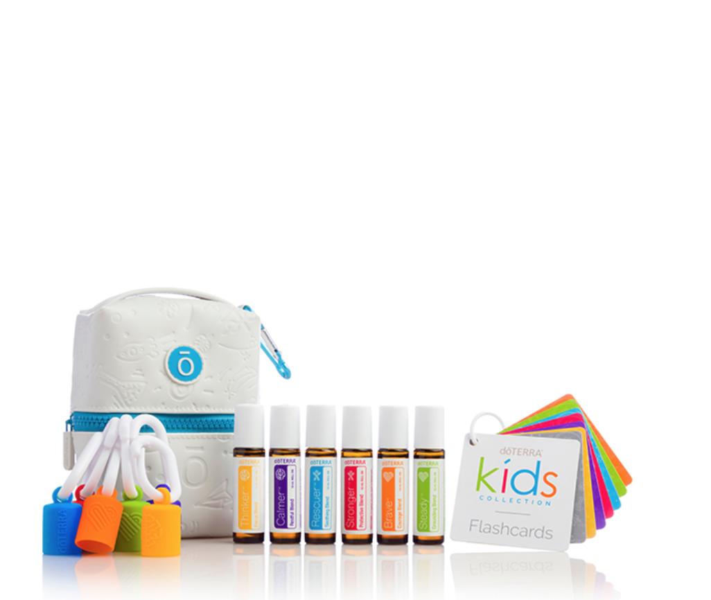 Kids Essential Oil Starter Kit | Kind Gift Guide akindjourney.com
