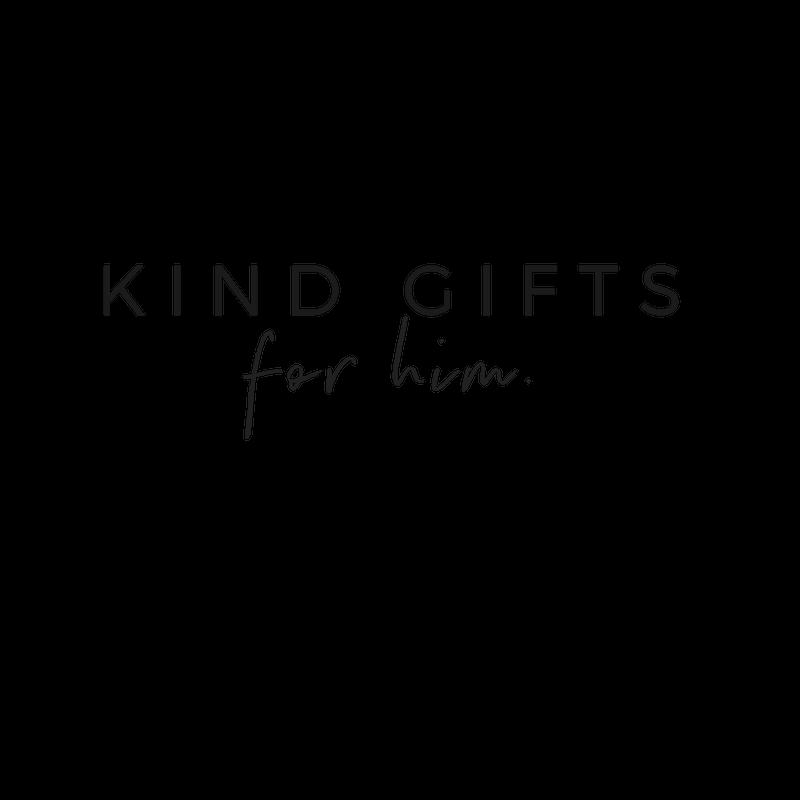Kind Gift Guide For Him | akindjourney.com