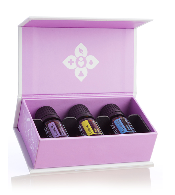 doTERRA Introductory Kit | Kind Gift Guide akindjourney.com