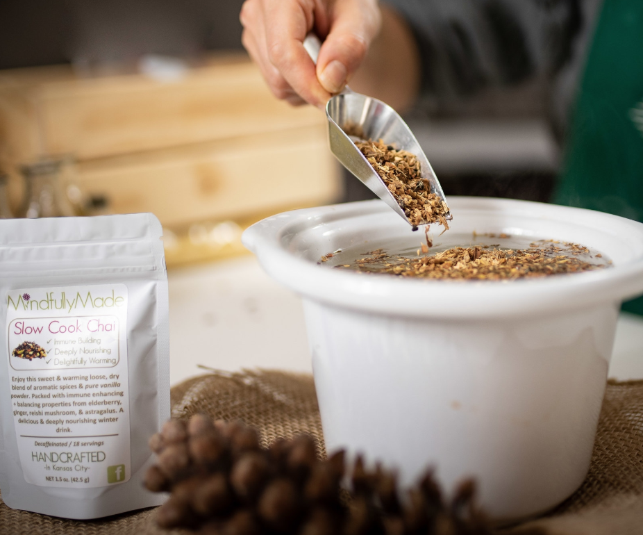 Mindfully Made Slow Cook Chai | Kind Gift Guide akindjourney.com