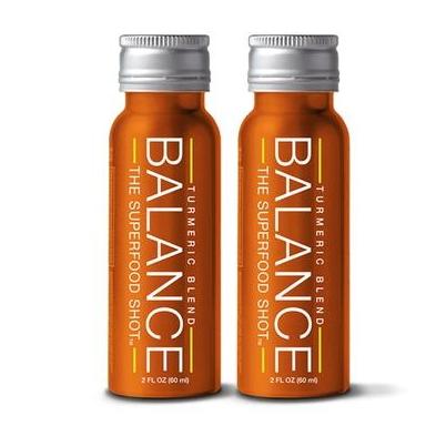 Life Equals Turmeric Blend Balance Superfood Shot | Kind Gift Guide akindjourney.com