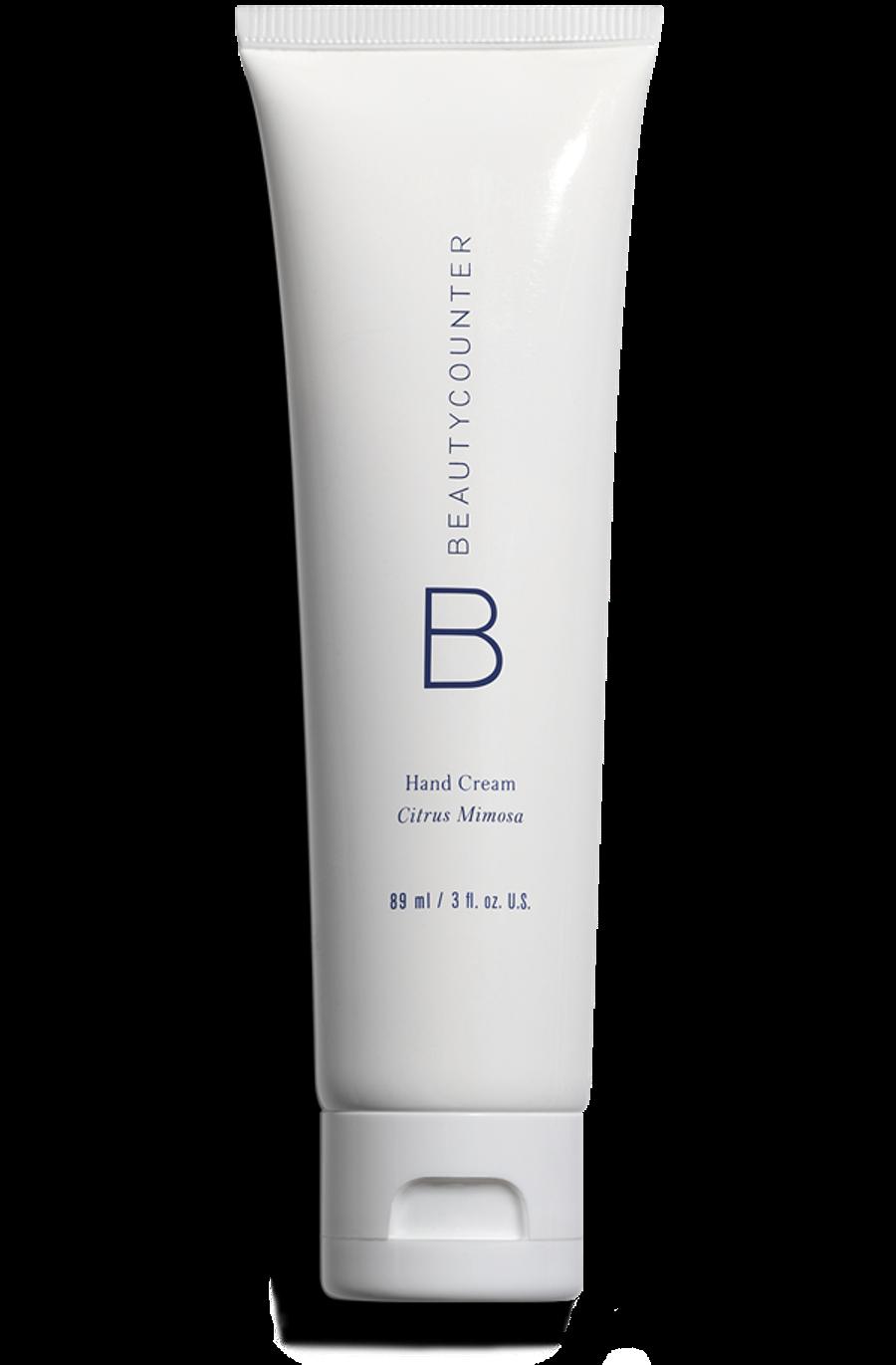 Beautycounter Hand Cream In Mimosa | Kind Gift Guide akindjourney.com