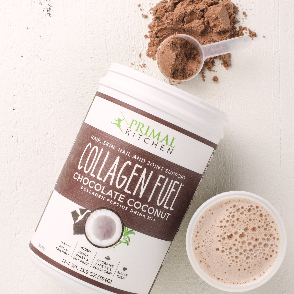 Whole30 + Paleo Collagen Fuel™ - Chocolate | Kind Gift Guide akindjourney.com