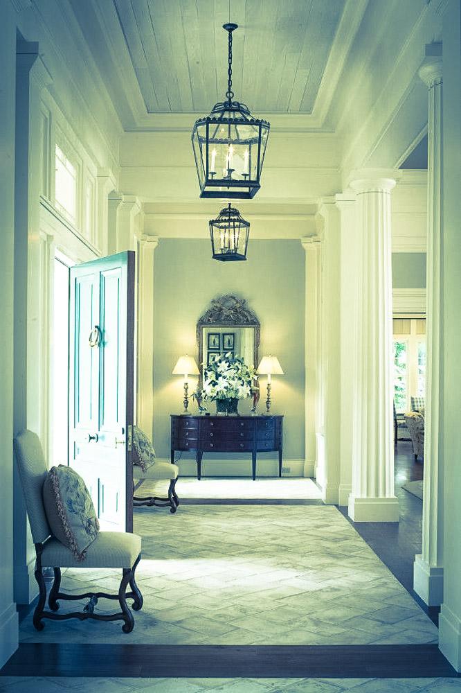 Delicate care of fine furnishings