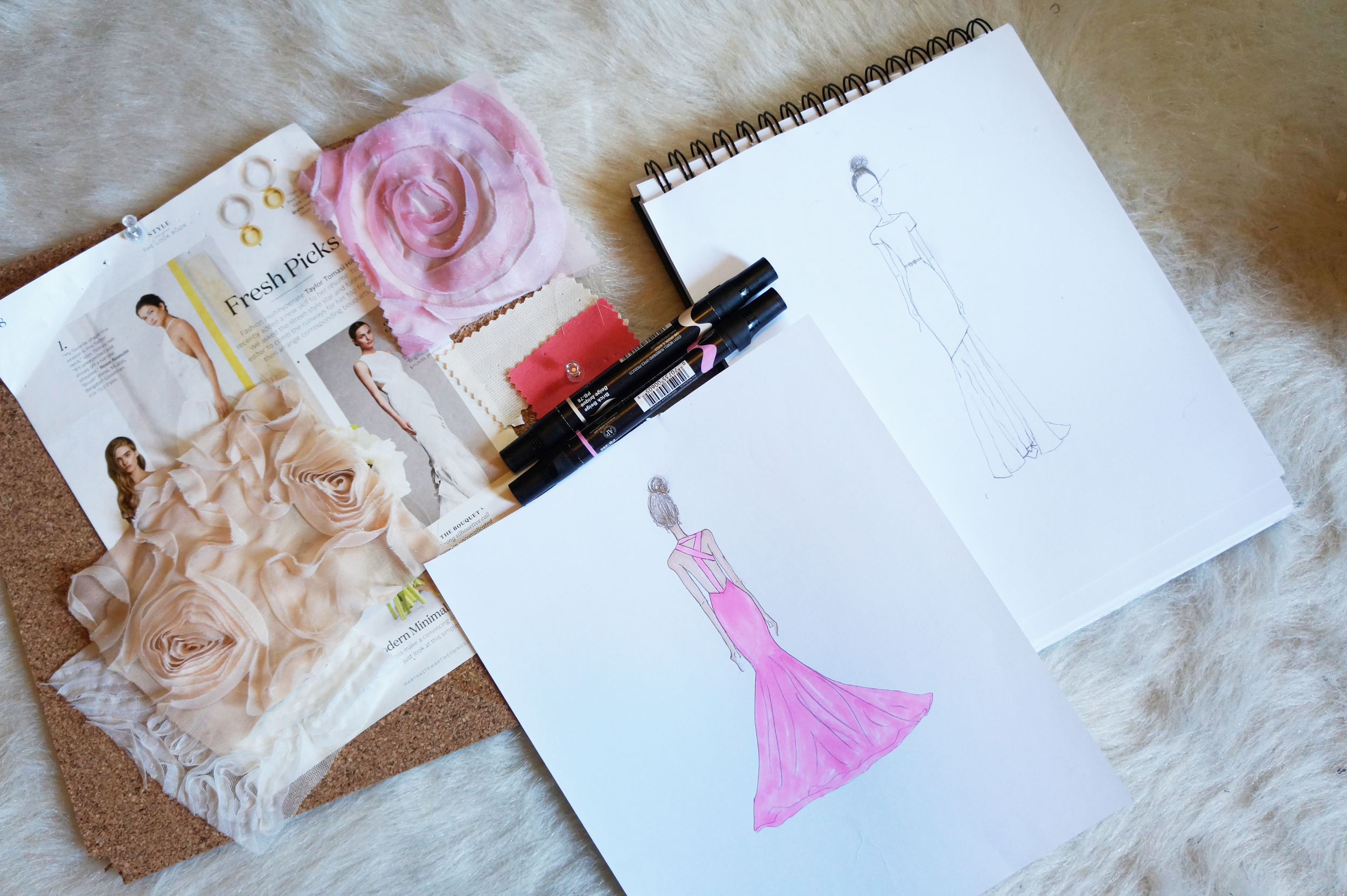 Andrea-Fenise-Concrete-Rose-Fashion-Illustration