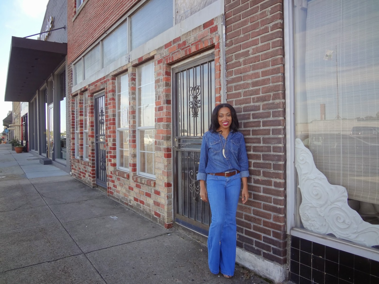 Andrea Fenise Memphis Fashion Blogger features How to Use Pinterest to Create Better Outfit looks